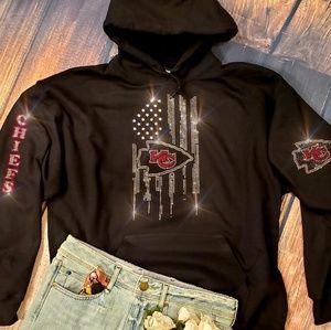 New Kansas City Chiefs Hoodie Sweatshirt all sizes